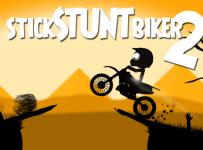 Android Game Apps: Stick Stunt Biker 2