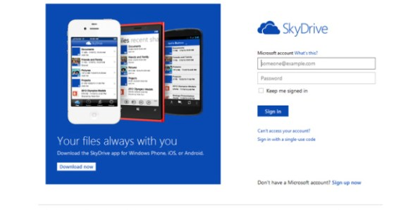SkyDrive: Another Great Alternative to Dropbox
