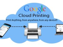 google-cloud-printing