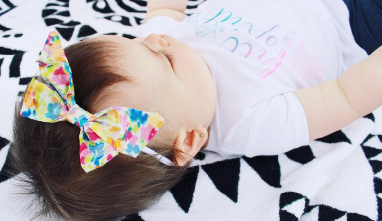 Reader Perks: Bows & Headbands by Blush by Vieve