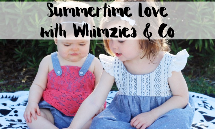 Summertime Love with Whimzies & Co