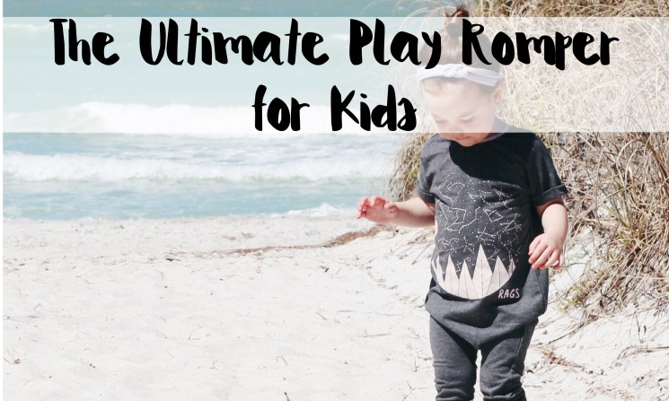 The Ultimate Play Romper for Kids