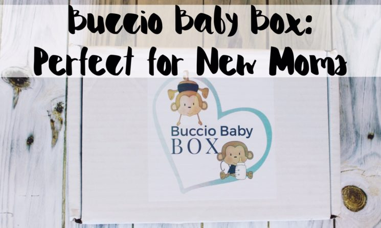 Buccio Baby Box: Perfect for New Moms