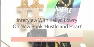 hustle and heart, kailyn lowry, teen mom 2, teen mom books, kailyn new book, self help, advice book from kailyn, oh happy play
