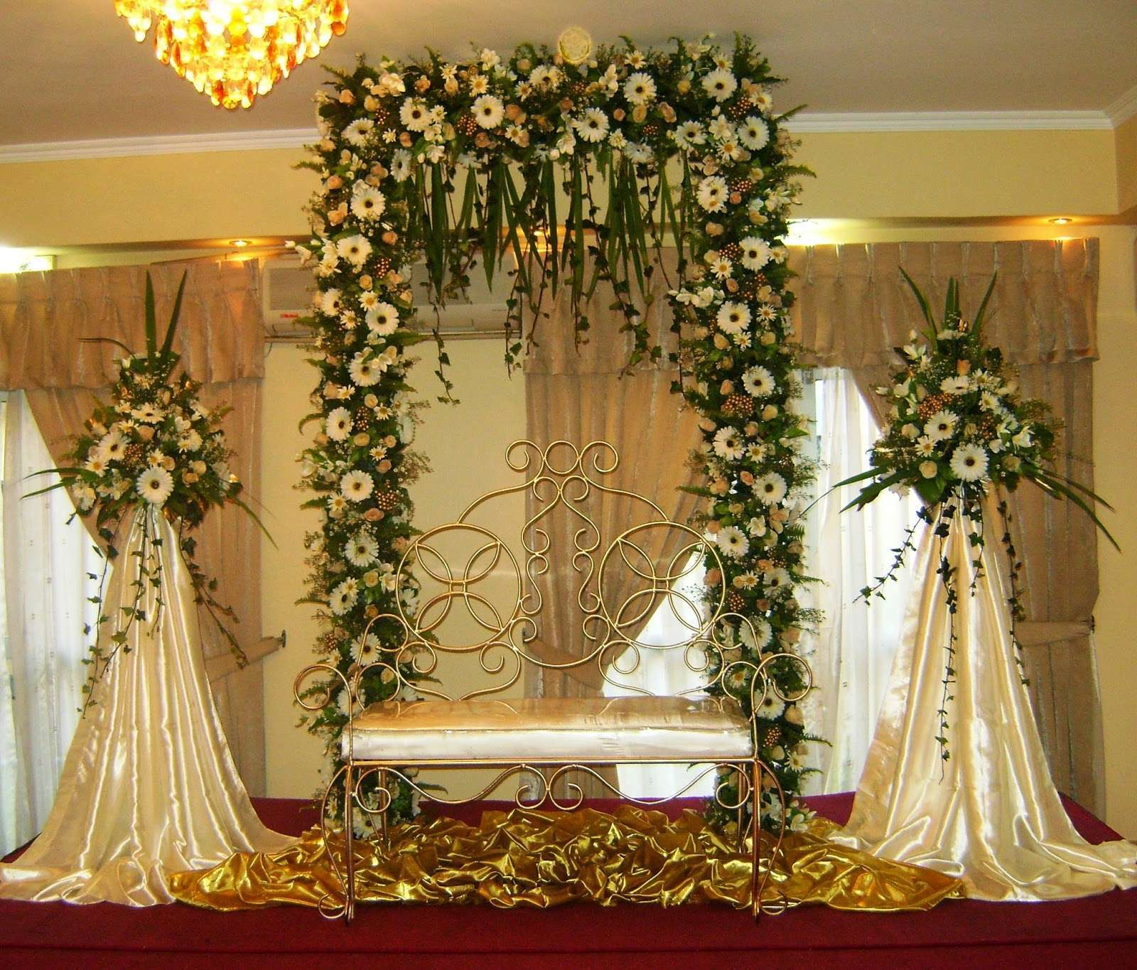 Wedding Home Decoration Fabulous Wedding Decorations Can Make A Wedding Flawless