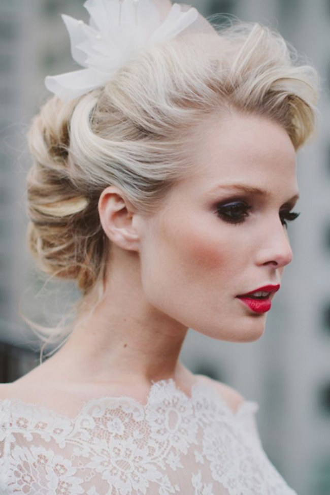 Short Hairstyles For Fine Hair Easy 35 Charming Summer Wedding Hairstyles For Your Big Day