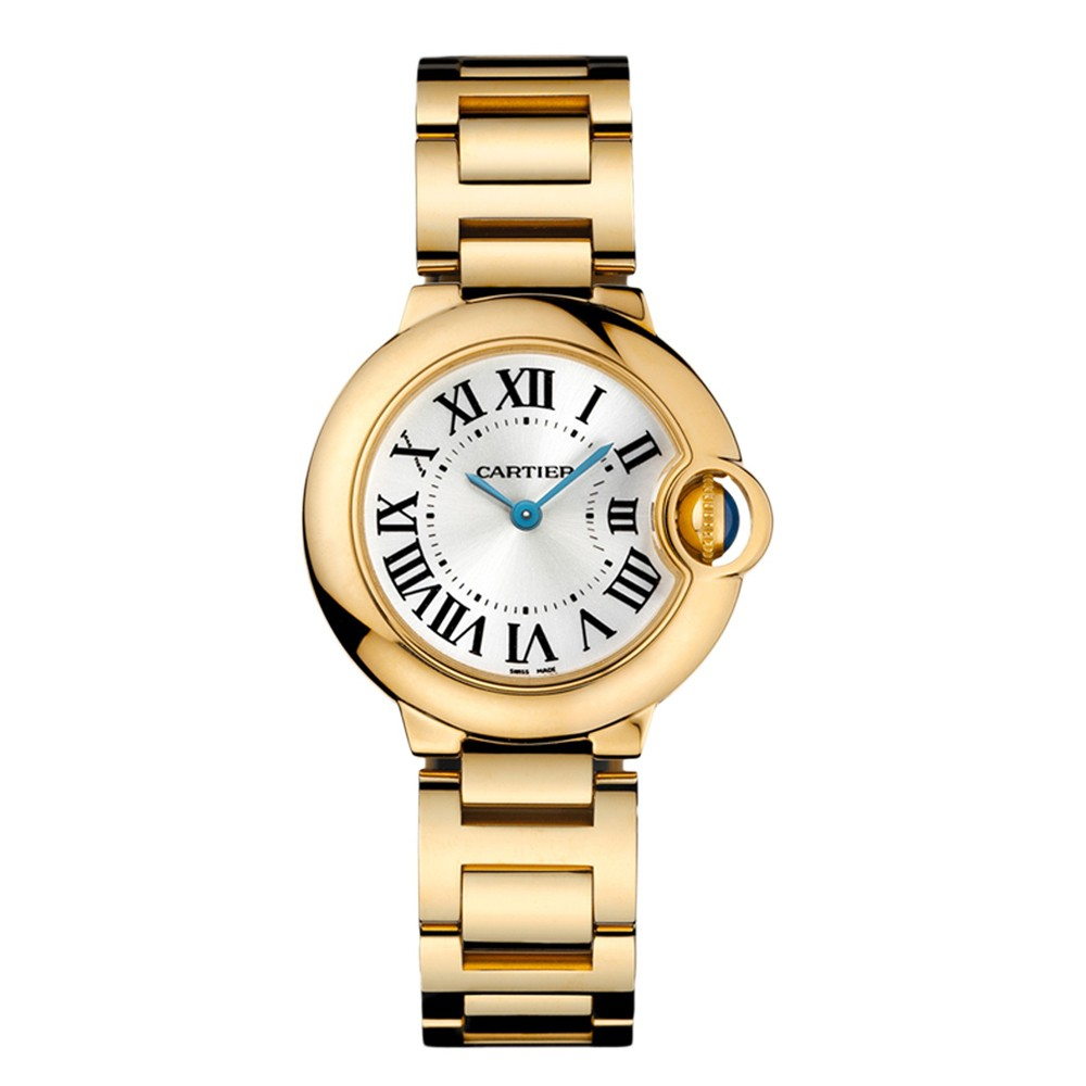 Cartier Watches Cartier Watches Ballon Bleu 28mm Yellow Gold