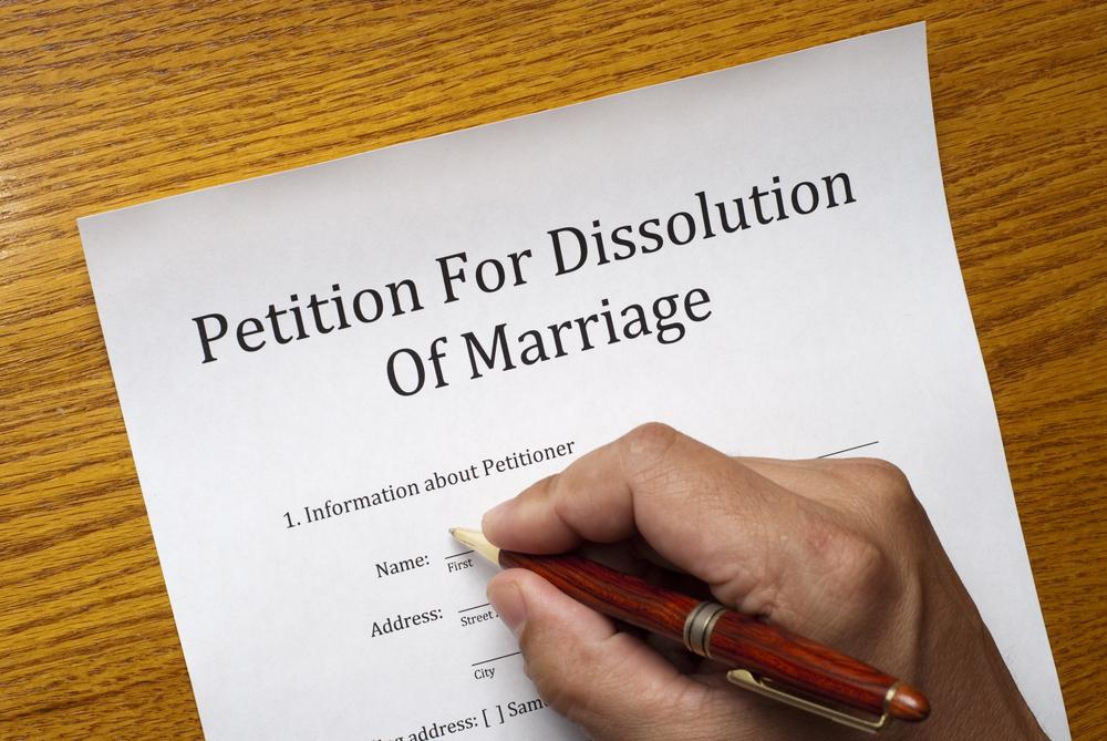 Dissolution of Marriage in Ohio