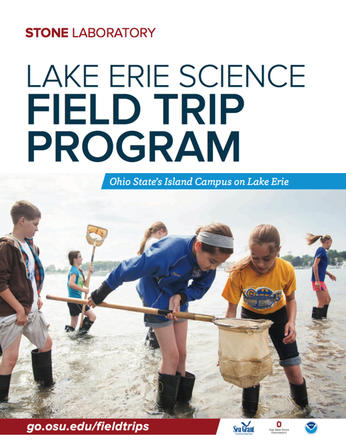 2017 Field Trip Brochure Ohio Sea Grant