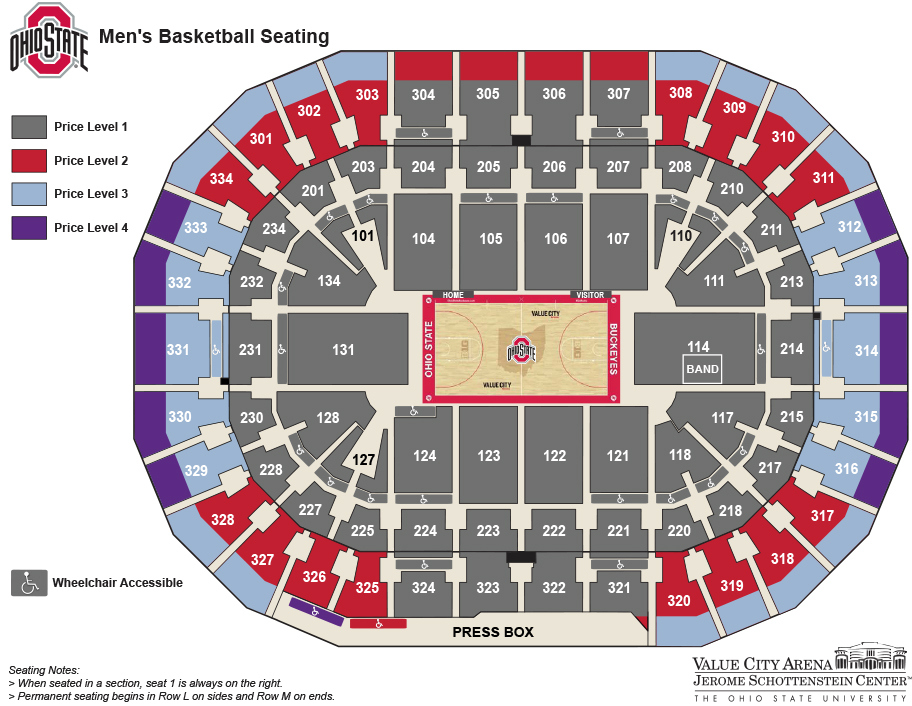 carrier dome seats carrier dome basketball seating chart lovely