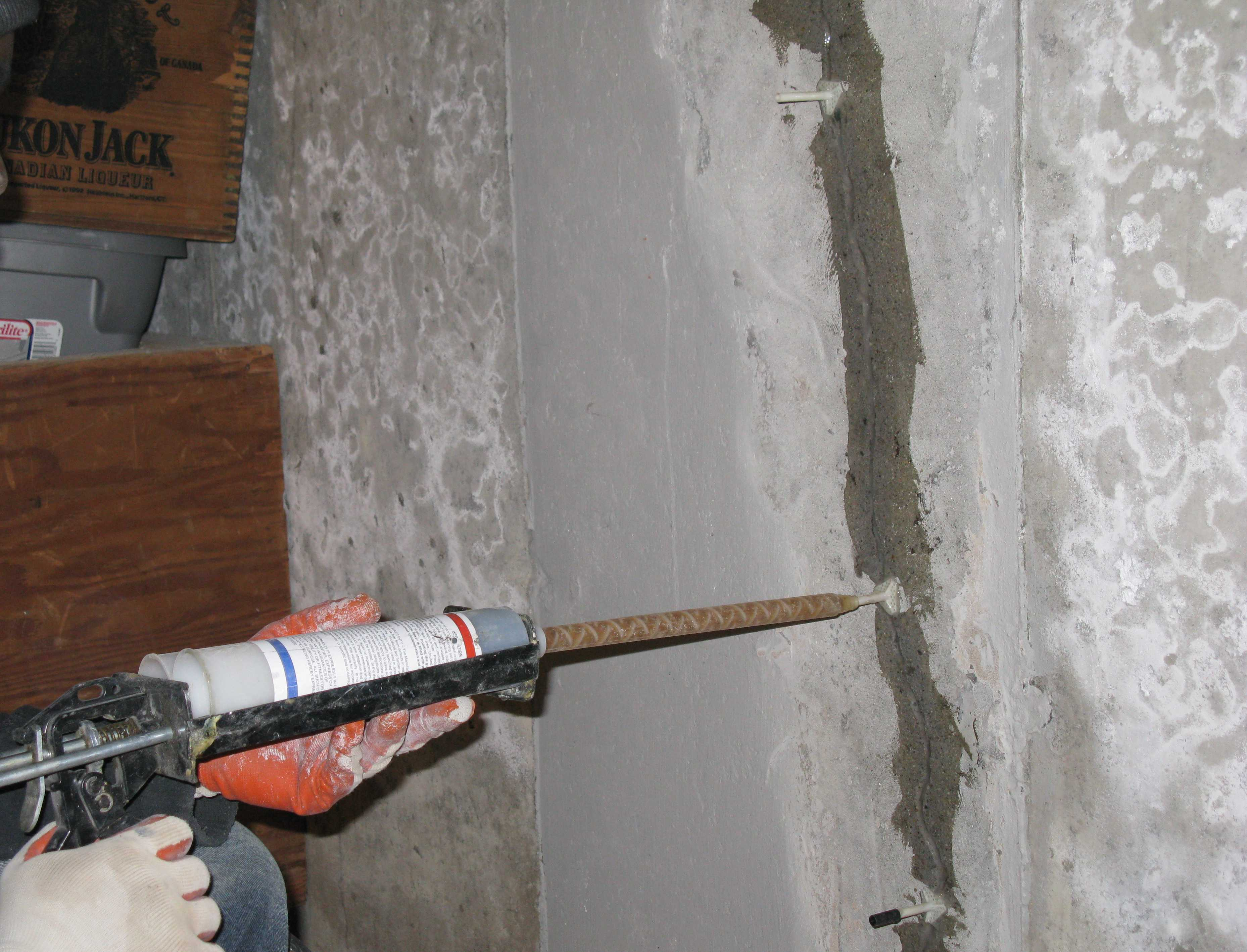 Epoxy Injection Epoxy Crack Injection Ohio State Waterproofing