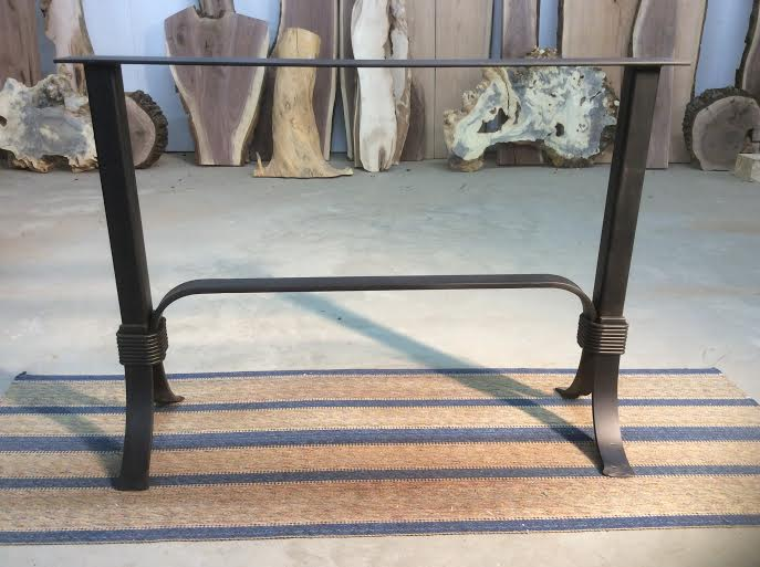 Sofa Set With Steel Legs Ohiowoodlands Console Table Base. Steel Sofa Table Legs