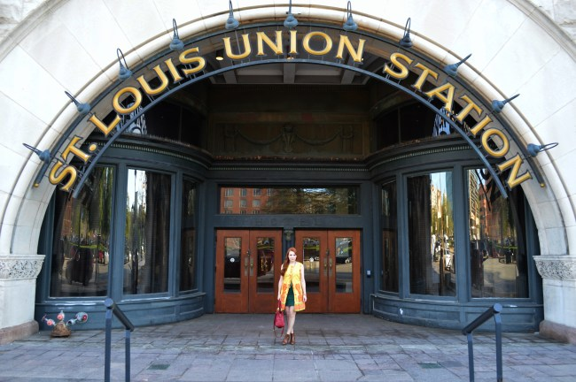 WHAT / WEAR | STLFW Designer Showcase at Union Station