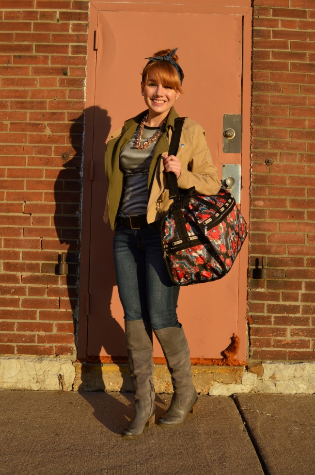 Getting Home for the Holidays | #TravelTuesday with LeSportsac