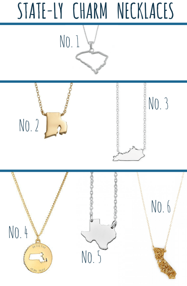 STATE-LY NECKLACES