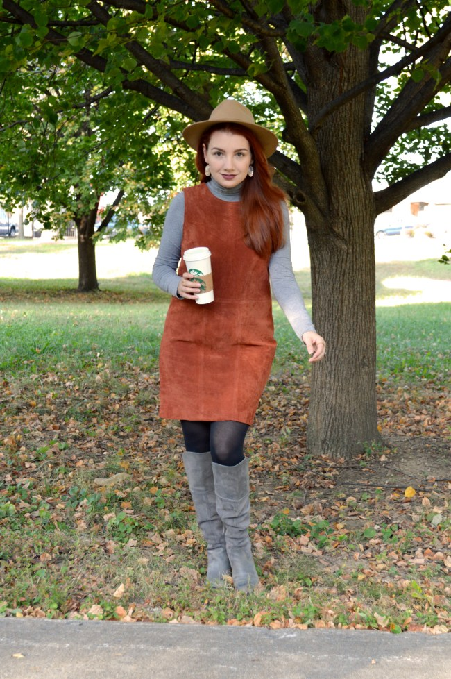 The Pumpkin Spice of Outfits