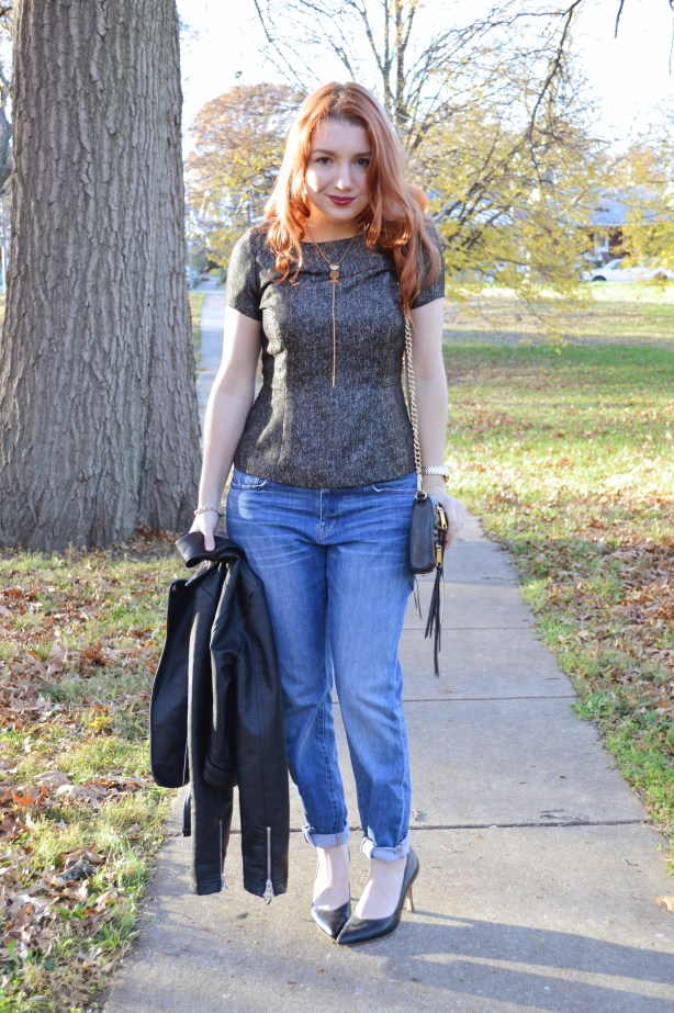 fable-and-lore-necklace-with-halogen-blouse-madewell-boyfriend-jeans-and-claire-flowers-heels-full-autumn-outfit-on-ohjuliaann-com