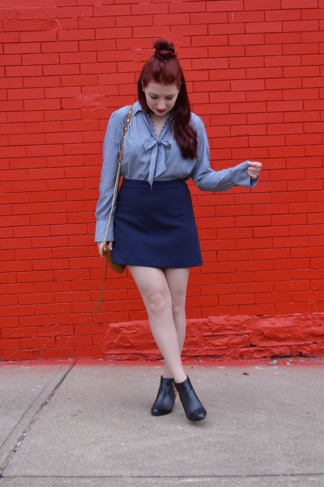 Show Off the Stems! // My Return to Mini Skirts