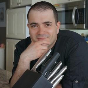 Chef Stéphane Postoyan