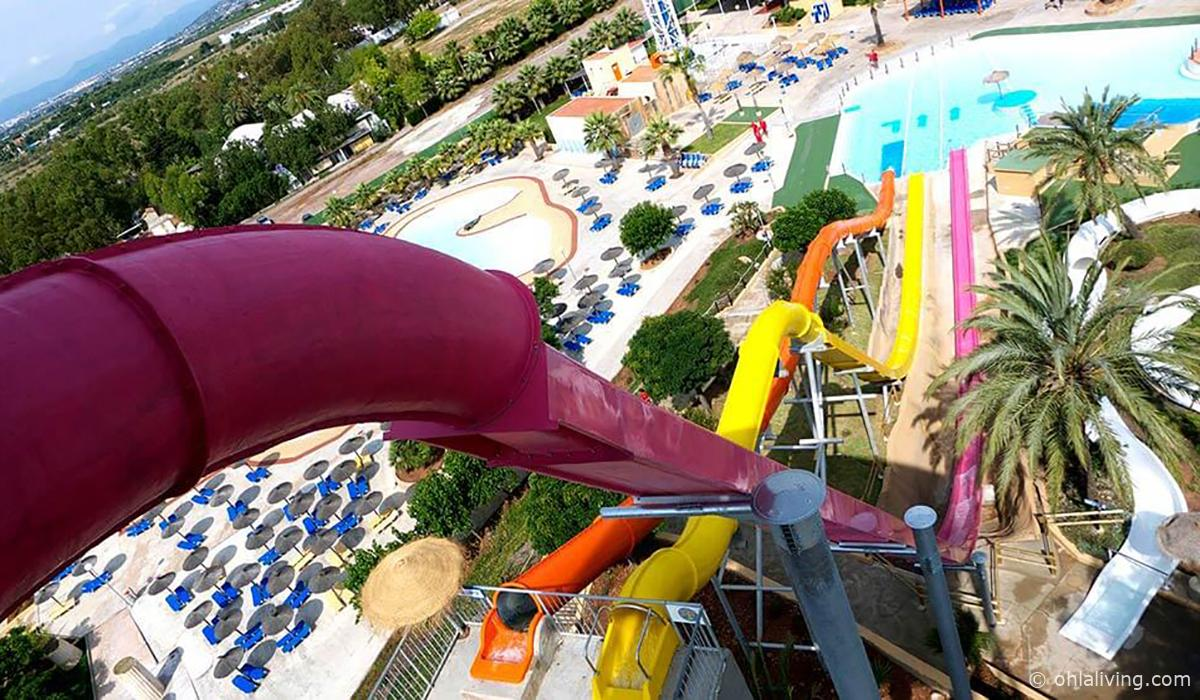 Piscinas Municipales Valencia Water Parks And Public Pools Around Valencia And Castellon