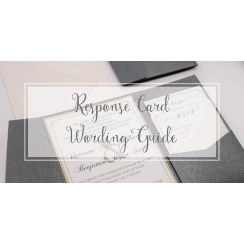 Medium Crop Of Rsvp Card Wording