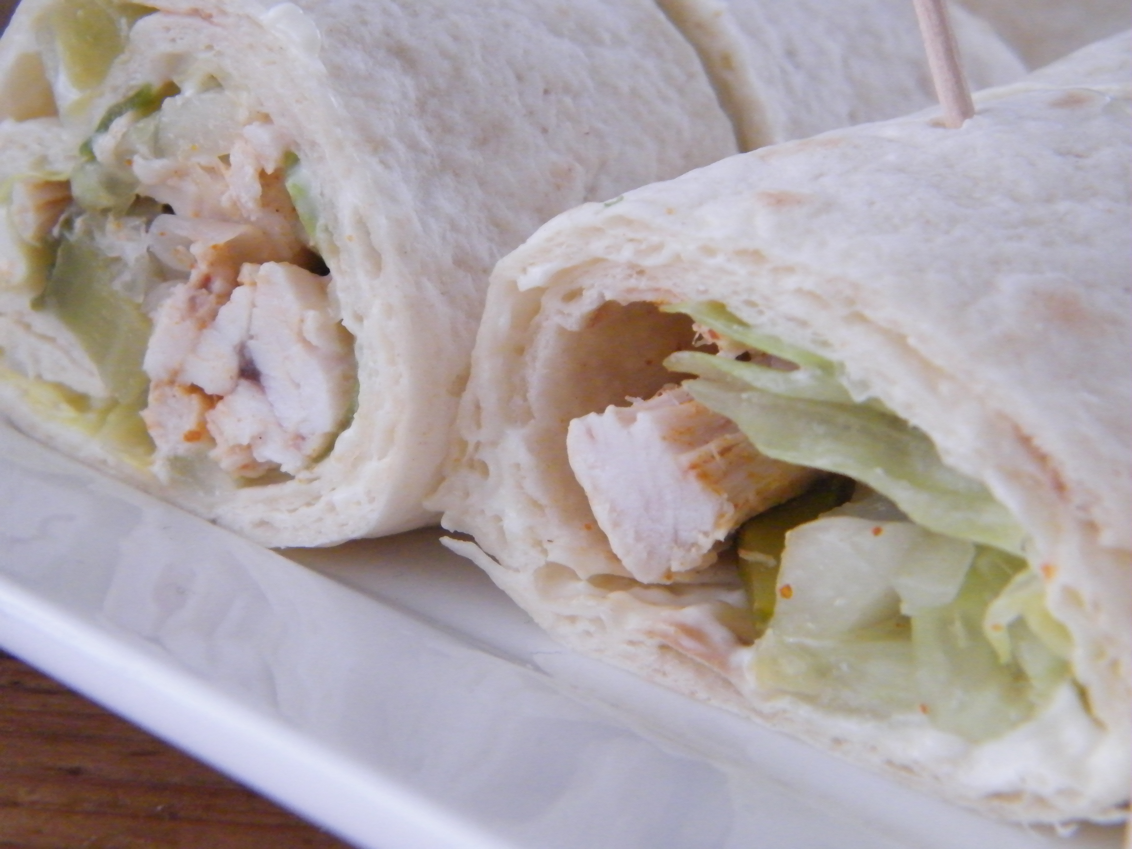 Kruiden Drogen Magnetron Snelle Lunchwraps Ohmyfoodness