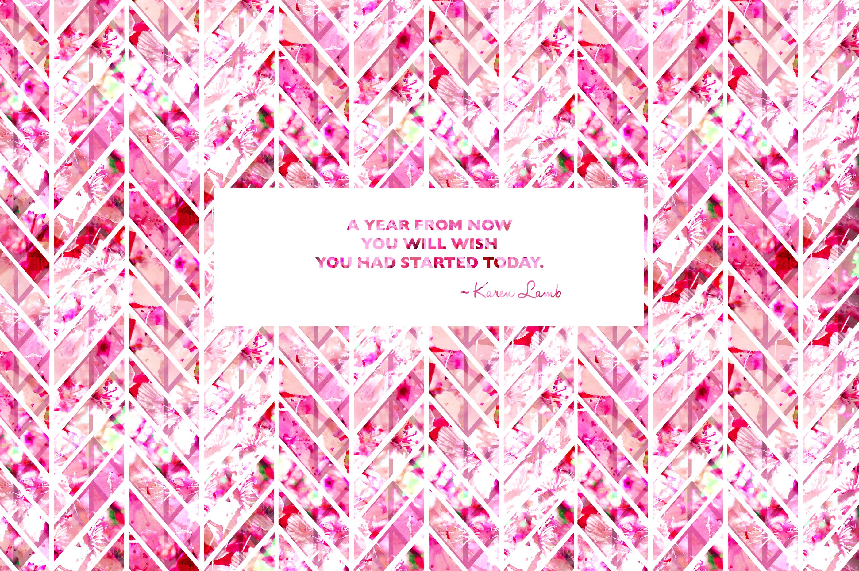 Kate Spade Quote Iphone Wallpaper Free Screensaver Start Something Small Today Oh My