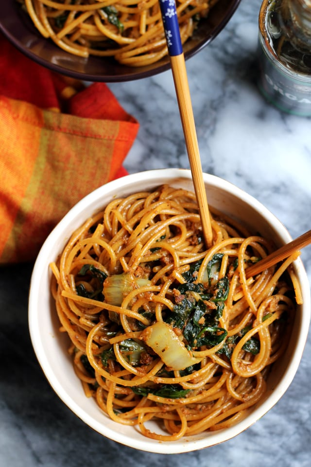 Asian-Inspired Vegetarian Dishes