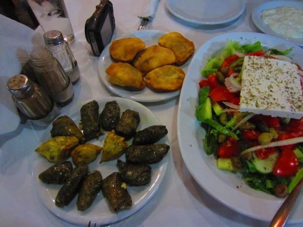 2013611 Cretan dinner