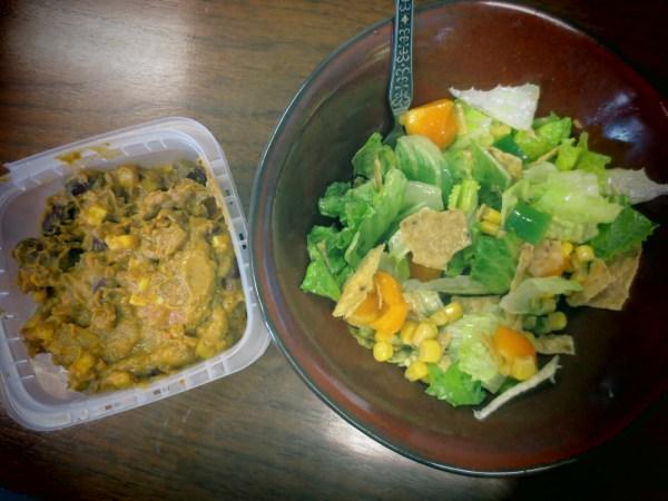 20131113 taco salad
