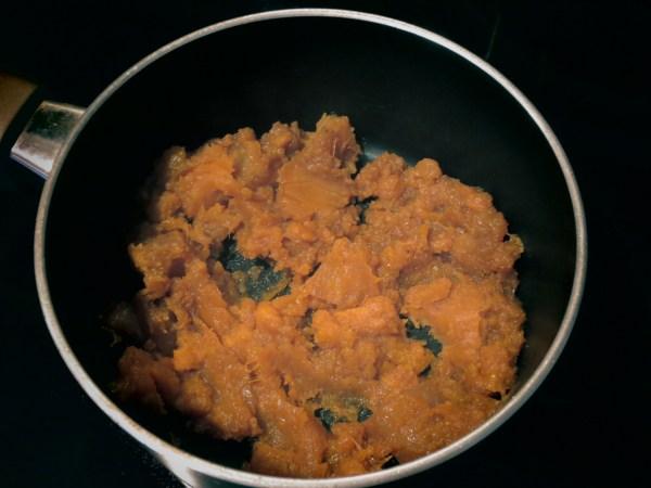 20131205 sweet potato oatmeal