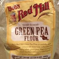 homemade instant pea soup mix