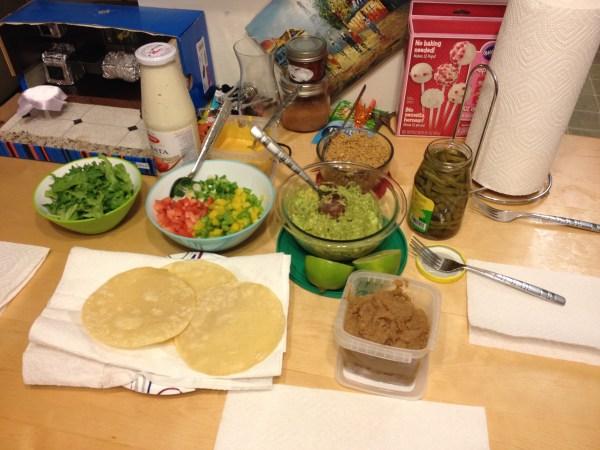 20140329 taco dinner