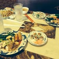 Mandarin Chinese Restaurant Buffet