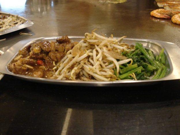 hibachi taiwan food court