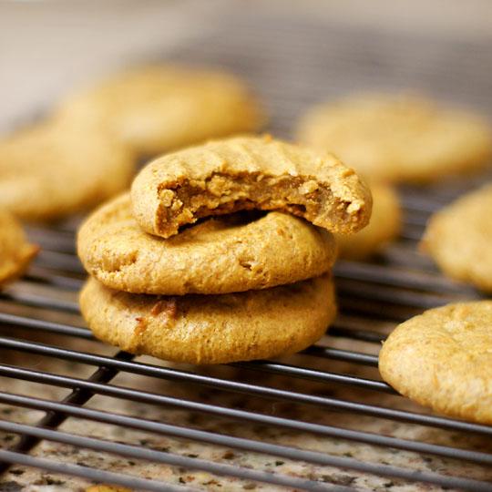 The Detoxinista: Pumpkin Pie Cookies