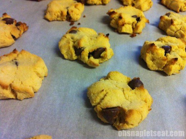 chocolate chip cookies paleo