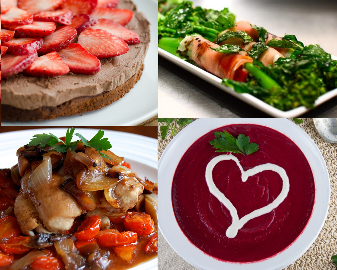Paleo Valentine's Day Recipes Galore!!