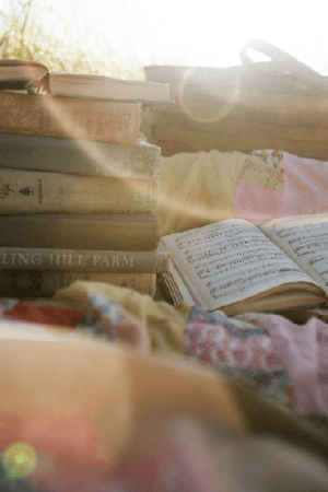 october sunlight books 300x450 {happy weekend}