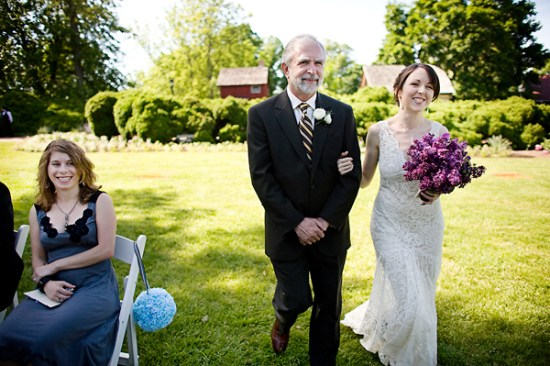 Oh So Beautiful Paper Washington DC Garden Party Wedding 8 550x366 My Wedding