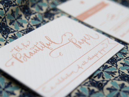Oh So Beautiful Paper Biz Cards2 499x374 Welcome!