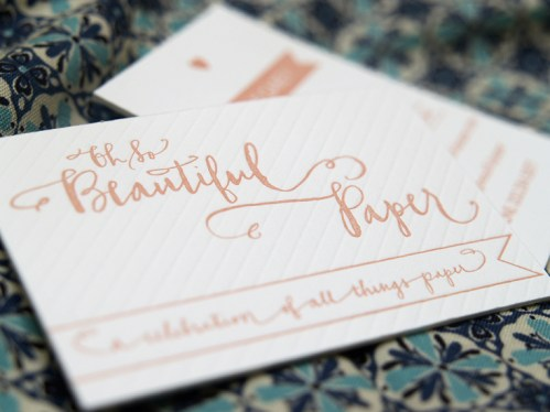 Oh So Beautiful Paper Biz Cards9 499x374 Welcome!