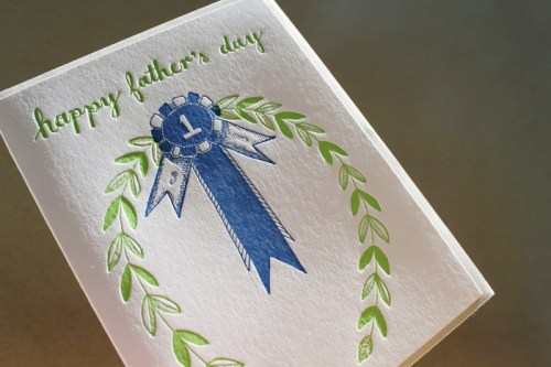 Sycamore Street Press Fathers Day 500x333 Seasonal Stationery: Fathers Day Cards