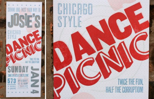 Chicago Dance Party Invitation 500x320 Kids Party Invitations, Part 2
