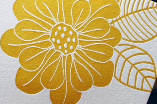 yellow sunflower wedding brunch invitation 500x332 Wedding Day After Brunch Invitations