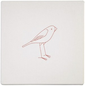 K Studio Embroidered Bird 300x301 K Studio