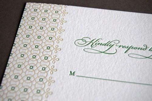 Pistachio Press Letterpress Wedding Invitations Botanical Lace3 500x333 Wedding Invitations — Pistachio Press, Part2
