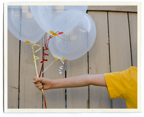 balloon birthday party invitations Balloon Birthday Party Invitations