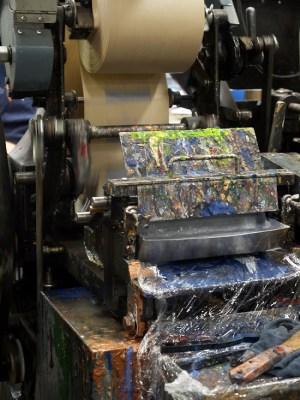 Printing15 300x400 Crane Stationery, A Tour   Part 2