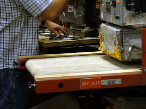 Printing8 500x374 Crane Stationery, A Tour   Part 2